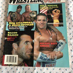 Vintage Wrestling Magazine Summer 1993